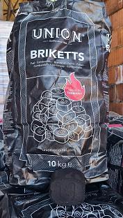 Brikety Union 10kg